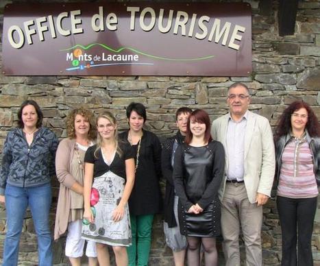 Tourisme : l'office des Monts de Lacaune premier de la classe | OT et régions touristiques de France | Scoop.it