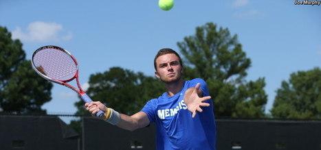 Men's Tennis Racks up Saturday Wins - Memphis Official Athletic Site | University of Memphis men's tennis | Scoop.it