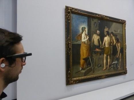 Clic France / Le Clic a testé: les oeuvres de Velazquez à travers les lunettes connectées au Grand Palais | Clic France | Scoop.it