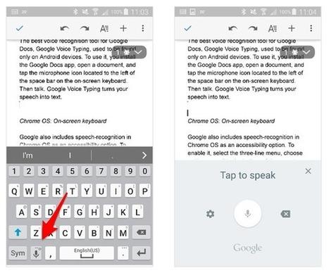 Pro tip: How to speech-to-text in Google Docs | Software Design & Development | Scoop.it