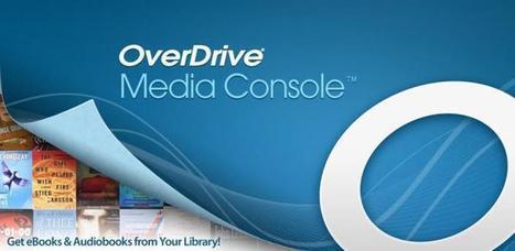 Overdrive: un esempio di sistema per il prestito di ebook dagli stati ... - Pianeta eBook | domani anche da noi | Scoop.it