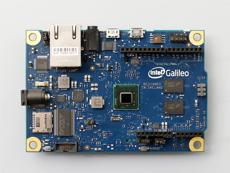 On-Board: Intel Galileo Programming with JavaScript and Node.js | Raspberry Pi | Scoop.it