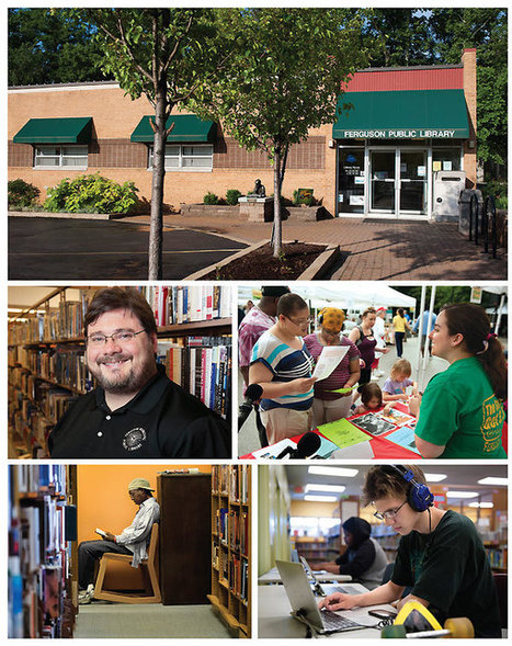 2015 Gale/LJ Library of the Year: Ferguson Municipal Public Library, MO, Courage in Crisis | Librarysoul | Scoop.it