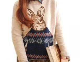 Cute Peter Rabbit Thick Autumn/Wint.. | Wedding Dress 2013 for cheap collection | Scoop.it