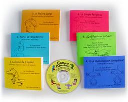 Spanish Stories for Kids – Six Books with Audio from Sing 'n Speak Spanish » Spanish Playground | Preschool Spanish | Scoop.it