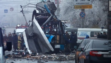Russia bombings raise questions about Sochi Olympics security   APHUG   Scoop.it