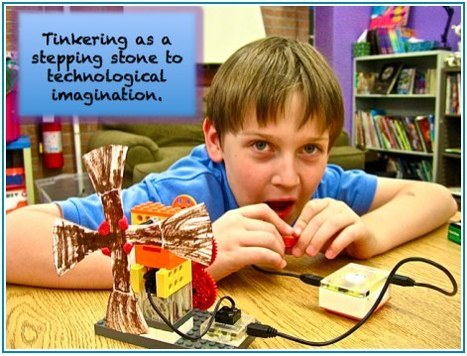 Tinkering and Technological Imagination in Educational Technology | Learning, Teaching & Leading Today | Scoop.it