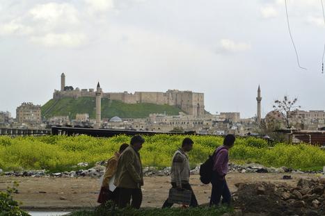 Alep, de guerre lasse… Récit d'une visite en Syrie - Ammar Abd Rabbo | Envoyé spécial en Syrie : à quel prix ? | Scoop.it