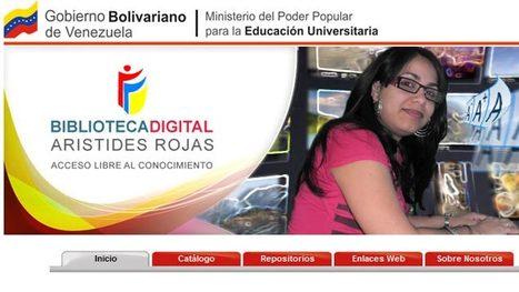 En 2013 abrirá la Biblioteca Digital de Venezuela | VIRTUAL_Edutec | Scoop.it