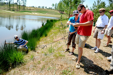 Poole Golf Course receives Audubon International certification | CALS News Center | News from the College of Agriculture and Life Scie... | Research from the NC Agricultural Research Service | Scoop.it