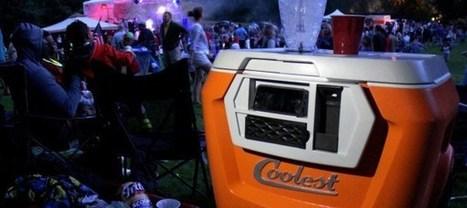 The $5 Million Cooler   TechCrunch   The Crowdfunding Atlas   Scoop.it