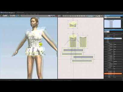Marvelous Designer 2 – How to model the 3D clothing 'quick and easy' Fashion Modelling | COOL 3DPRINTING | Scoop.it