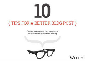 10 dritte per scrivere post più efficaci | Web Writing e Blogging | Scoop.it