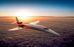 Aerion makes design changes in supersonic business jet | Wichita ... | Business Aviation | Scoop.it