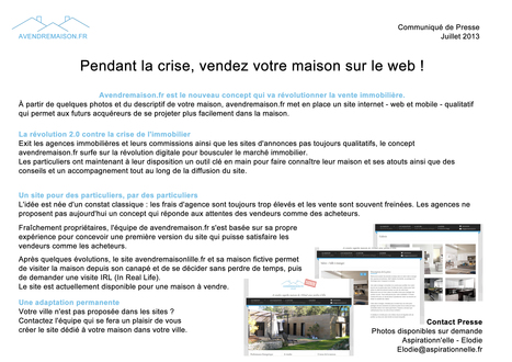 Aspirationn'elle | Communication digitale | Scoop.it