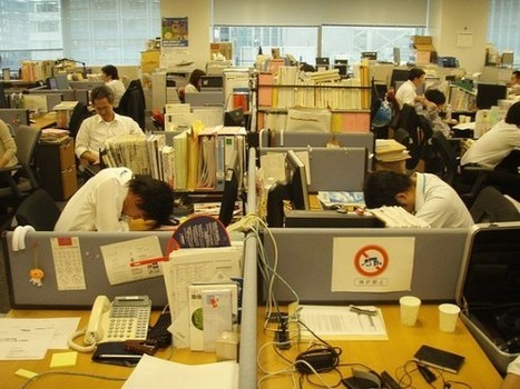 Why do the Japanese Work Such Long Hours? | Technologie au Japon | Scoop.it