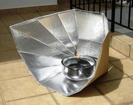 ¿Cómo hacer una cocina solar?. VideoTutorial | Infraestructura Sostenible | Scoop.it