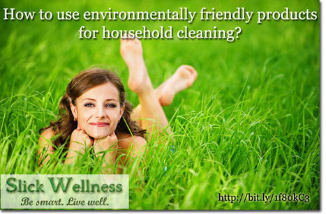 How to use environmentally friendly products for household cleaning? | Life, Love, Personal Development and Family | Scoop.it
