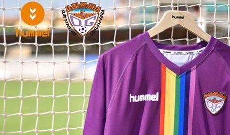 La maglietta rainbow del Club Deportivo Guadalajara, in Spagna   Il tatuaggio di stoffa   Scoop.it