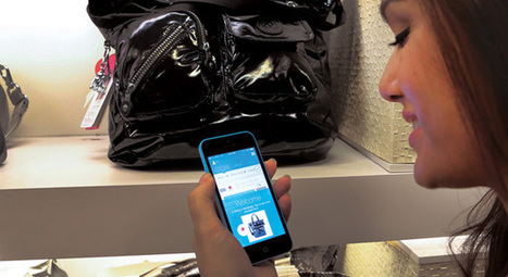 Macy's tests location-specific store discounts using Apple's iBeacon (video) | Retail | Scoop.it