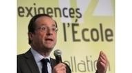 Sarkozy et Hollande défendent deux visions opposées de l'éducation | L'enseignement dans tous ses états. | Scoop.it