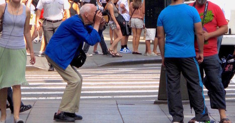 Bill Cunningham Looked for Subjects. And They Looked for Him. | CLOVER ENTERPRISES ''THE ENTERTAINMENT OF CHOICE'' | Scoop.it