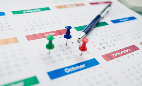 The Complete Guide to Choosing a Content Calendar | The Content Curator | Scoop.it