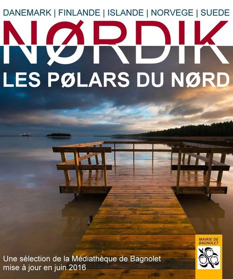 NORDIK : les romans policiers scandinaves | Une sélection de la Médiathèque de Bagnolet | Des polars à Bagnolet | Scoop.it