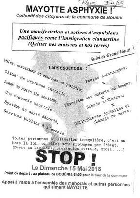 Immigration : Chasse à l'homme à Mayotte et menace de guerre civile | OTenKipass | Scoop.it