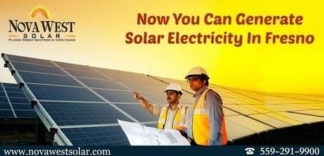 Solar Panels for Home California   Leasing Solar Panels Fresno   Scoop.it