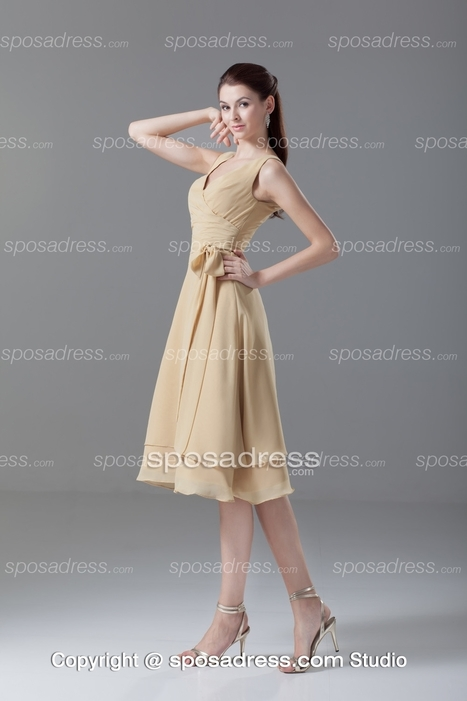 Clover A-line Long Sweetheart Chiffon Women Party Bridesmaid Dress - Sposadress.com | Fashion Dresses Online | Scoop.it