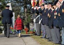 First Nation honours its veterans - New Brunswick | AboriginalLinks LiensAutochtones | Scoop.it