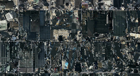 The Future of Mapping: An Interview with Clement Valla   ART21 Magazine   Digital Art and Net Art   Scoop.it