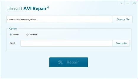 How To Fix AVI File Importing Issues In Windows Movie Maker - AVI Repair Tool Blogs | File Repair Tool | Scoop.it
