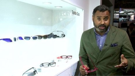 New smart glasses 'look to rival Google' | Sports Performance | Scoop.it