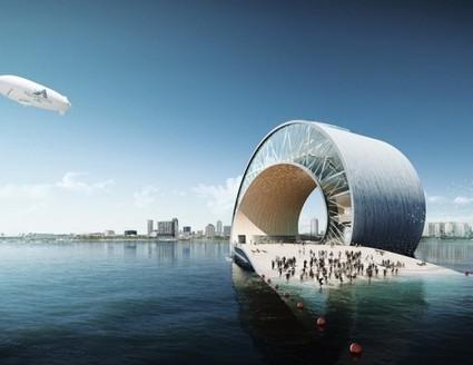 New St. Petersburg Pier | Mesh Architecture & BIG (Bjarke Ingels Group) - Arch2O.com | ARCHIresource | Scoop.it