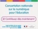 Concertation nationale pour le numérique éducatif : l'école, l'enseignant et l'écolier | Pédagogies | Scoop.it