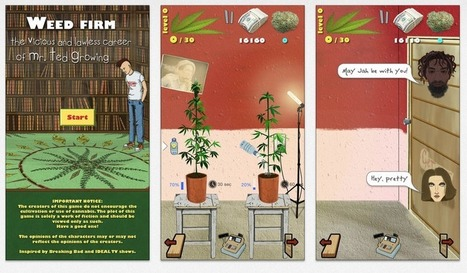 Apple removes game based on Marijuana-Weed Firm from App Store | Casino Game Developers | Scoop.it