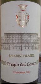 Le Marche Wines: 2004 Saladini Pilastri Pregio del Conte | Wines and People | Scoop.it