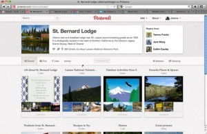 Pinterest for Rural Tourism Businesses: An Example to Copy | Uso inteligente de las herramientas TIC | Scoop.it