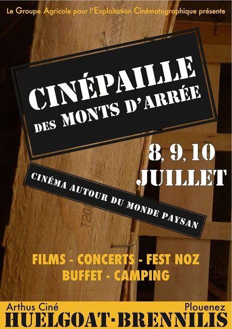 Cinépaille des Monts d'Arrée | Huelgoat | Scoop.it