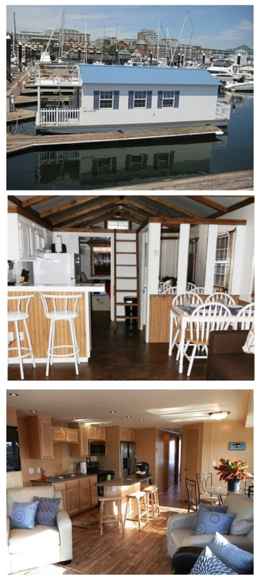 Own a Houseboat! Great Investment Opportunity! (Anywhere) | properties for sale in washington | Scoop.it