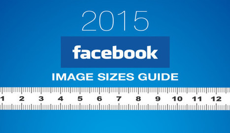The Ultimate Guide To #Facebook Image Sizes | Time to Learn | Scoop.it