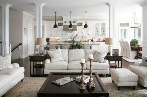 22 Traditional Living Room | Home Design | Scoop.it