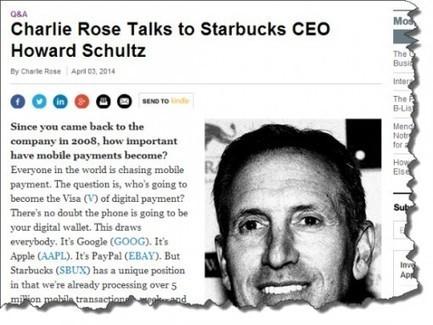 Starbucks Update from Howard Schultz - Tutor2u | JIS Brunei: Business Studies Research:  Starbucks | Scoop.it