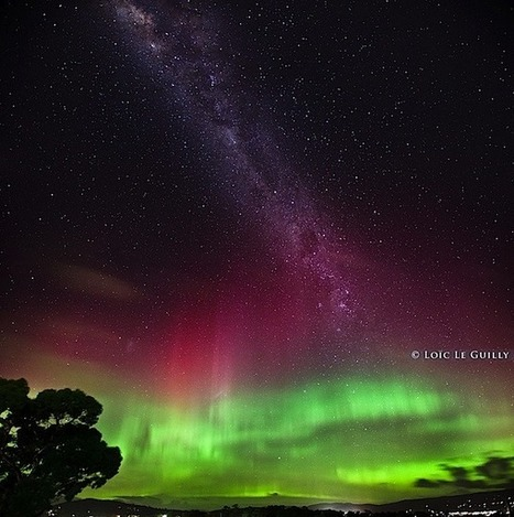 How I Captured my First Aurora Australis | photo | Scoop.it