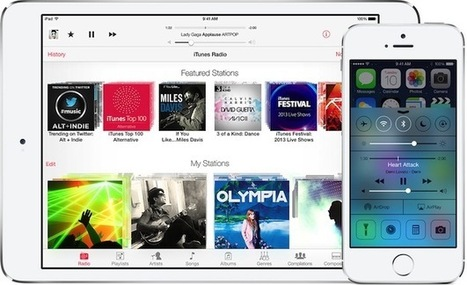 How to get iOS 7 on your iPhone 5, 4S, iPad, iPad mini and iPod ... | New mobile developments | Scoop.it