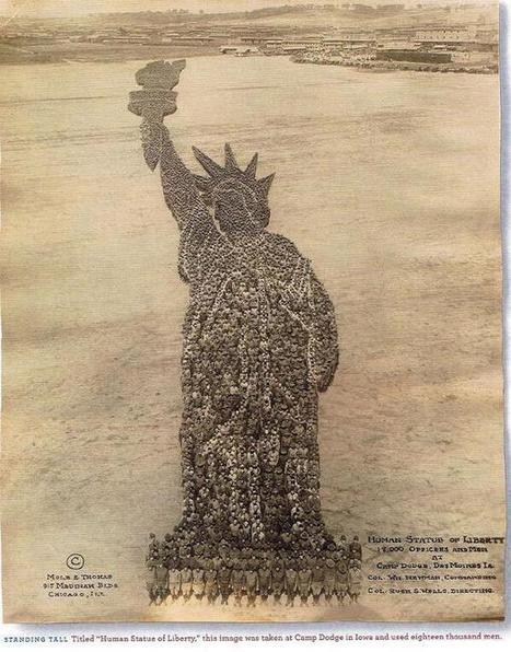 Tweet from @HistoryInPics | women statues | Scoop.it