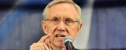 Uh-oh. Delusional Crazed septuagenarian, Harry Reid, doesn't know that Clarence Thomas is black