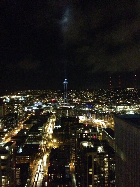 Westin Seattle: A Room With a View | Family Travel | Scoop.it